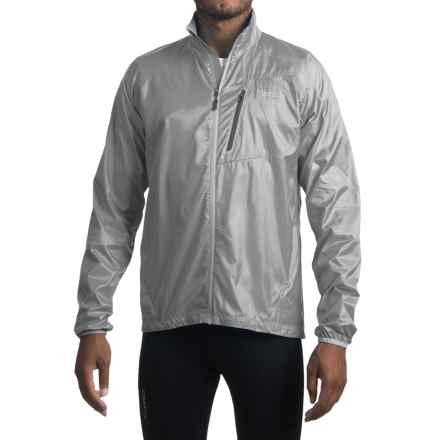 Marmot Trail Wind Jacket (For Men) in Glacier Grey - Closeouts