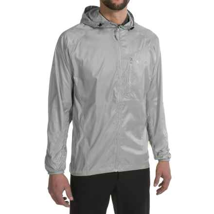 Marmot Trail Wind Jacket - Hooded (For Men) in Bright Steel - Closeouts