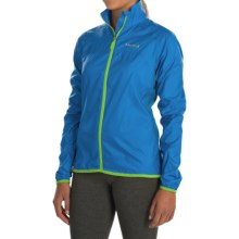 Marmot Trail Wind Jacket - Water Repellent (For Women) in Atomic Blue - Closeouts