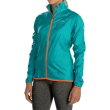 Marmot Trail Wind Jacket - Water Repellent (For Women) in Sea Glass - Closeouts