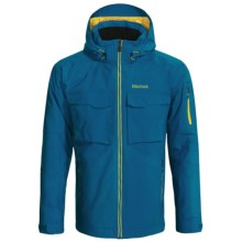 Marmot Tram Jacket - Waterproof, Insulated (For Men) in Blue Ink - Closeouts