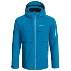 Marmot Tram Jacket - Waterproof, Insulated (For Men) in Blue Ink