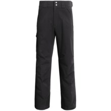 Marmot Tram Ski Pants - Waterproof (For Men) in Black - Closeouts