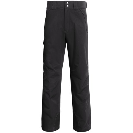 Marmot Tram Ski Pants - Waterproof (For Men) in Black