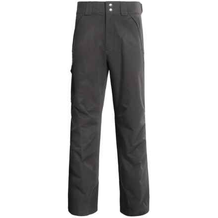 Marmot Tram Ski Pants - Waterproof (For Men) in Dark Granite - Closeouts