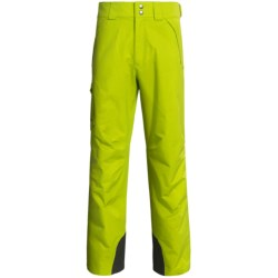 Marmot Tram Ski Pants - Waterproof (For Men) in Lime Green