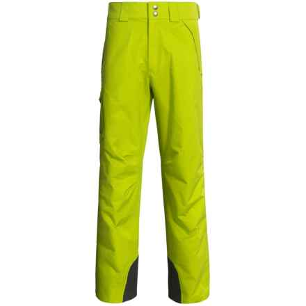 Marmot Tram Ski Pants - Waterproof (For Men) in Lime Green - Closeouts