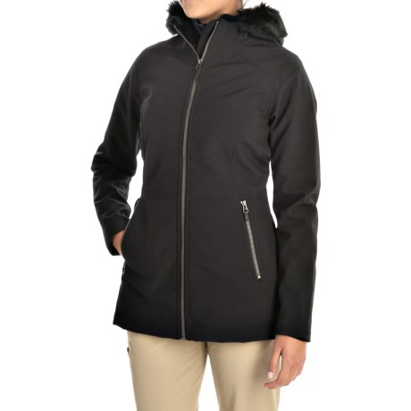 Marmot Tranquility Soft Shell Jacket (For Women) in Black