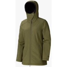 Marmot Tranquility Soft Shell Jacket (For Women) in Dark Olive - Closeouts