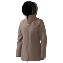 Marmot Tranquility Soft Shell Jacket (For Women) in Warm Mocha - Closeouts
