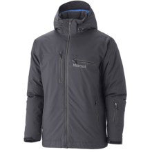Marmot Treeline MemBrain® Jacket - Waterproof, Insulated (For Men) in Black - Closeouts