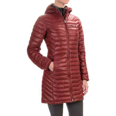 Marmot Trina Down Jacket - 700 Fill Power (For Women) in Dark Crimson - Closeouts