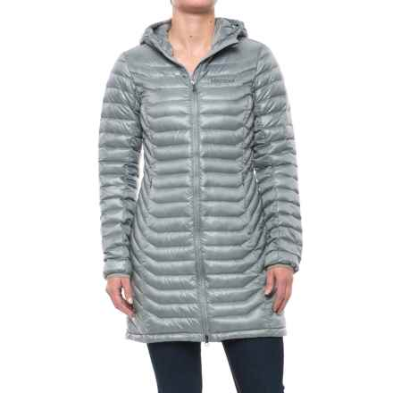 Marmot Trina Down Jacket - 700 Fill Power (For Women) in Steel - Closeouts