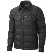 Marmot Tuner Down Jacket - 650 Fill Power (For Men) in Black - Closeouts