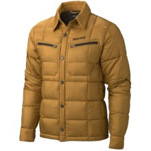 Marmot Tuner Down Jacket - 650 Fill Power (For Men) in Golden Copper - Closeouts