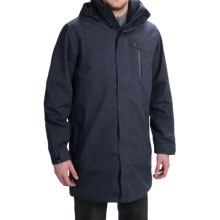 Marmot Uptown Jacket - Waterproof, Insulated (For Men) in Midnight Navy - Closeouts