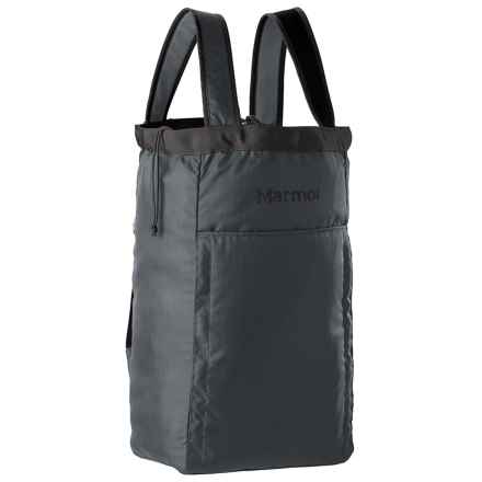 Marmot Urban Hauler Bag - Large in Cinder/Slate Grey - Closeouts