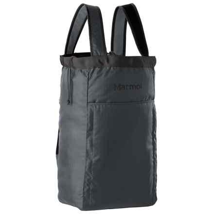Marmot Urban Hauler Bag - Large in Cinder/Slate Grey - Closeouts