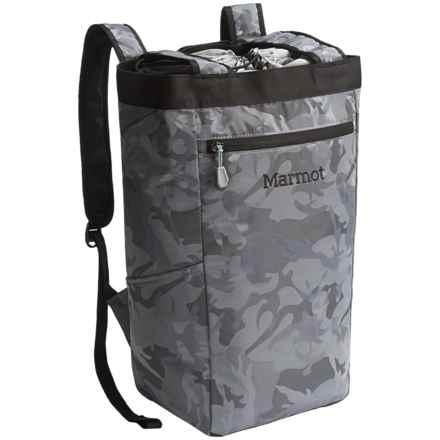 Marmot Urban Hauler Bag - Medium in Cinder/Black - Closeouts