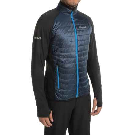 Marmot Variant Jacket - Insulated (For Men) in Arctic Navy/Black - Closeouts