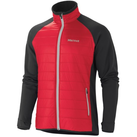 Marmot Variant Jacket - Insulated (For Men) in New Team Red/Black