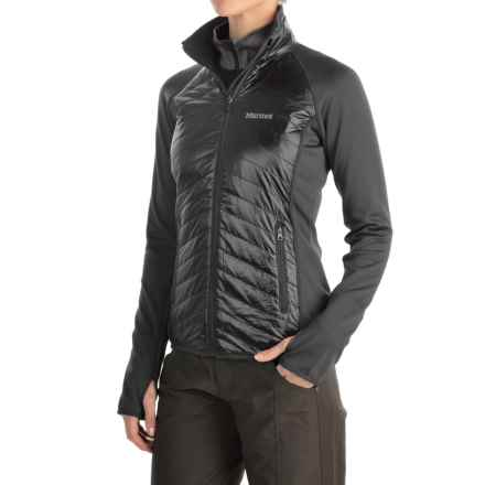 Marmot Variant Jacket - Polartec® Power Stretch®, Insulated (For Women) in Black - Closeouts