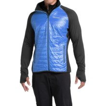Marmot Variant Polartec® Power Stretch® Jacket - Insulated (For Men) in Peak Blue/Black - Closeouts