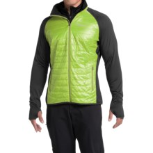Marmot Variant Polartec® Power Stretch® Jacket - Insulated (For Men) in Vermouth/Black - Closeouts