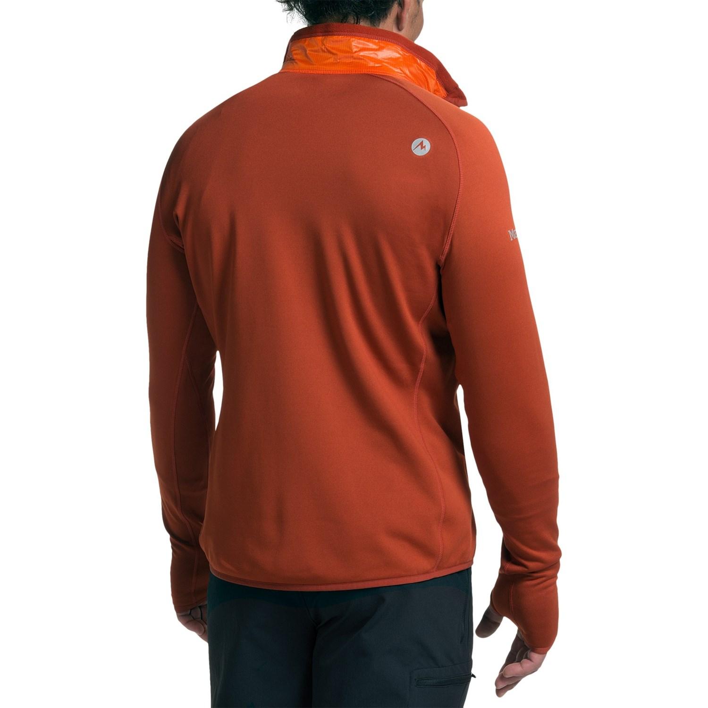 Marmot Variant Polartec 174 Power Stretch 174 Jacket For Men