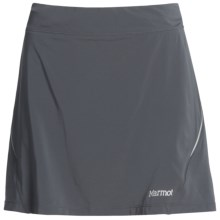 Marmot Velox Skort - UPF 30, Built-In Shorts (For Women) in Dark Steel - Closeouts