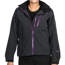 Marmot Verbier Ski Jacket - Waterproof (For Women) in Black - Closeouts