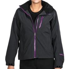 Marmot Verbier Ski Jacket - Waterproof (For Women) in Black - Closeouts