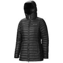 Marmot Verona Down Jacket - 800 Fill Power (For Women) in Black - Closeouts