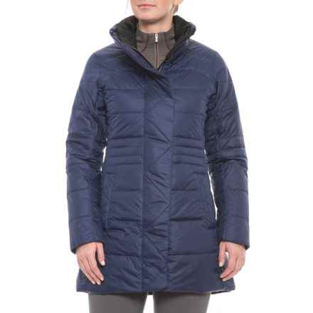 Marmot Viansa Jacket - 700 Fill Power (For Women) in Arctic Navy - Closeouts f8375943f