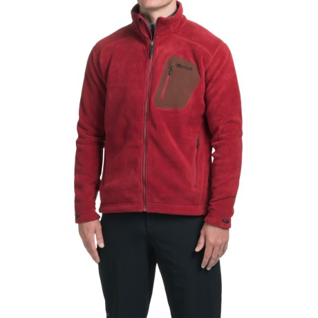 Marmot Warmlight Polartec(R) Classic Fleece Jacket (For Men)