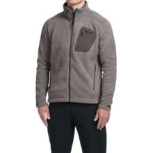 Marmot Warmlight Polartec® Classic Fleece Jacket (For Men) in Gargoyle - Closeouts