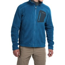 Marmot Warmlight Polartec® Fleece Jacket (For Men) in Blue Night - Closeouts