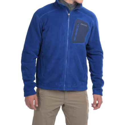 Marmot Warmlight Polartec® Fleece Jacket (For Men) in Surf - Closeouts