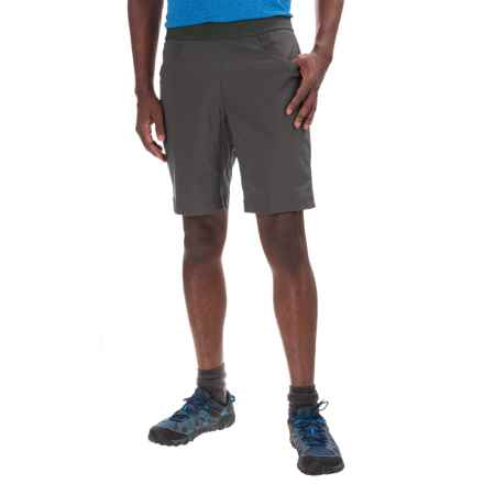 Marmot Warren Shorts - UPF 50 (For Men) in Black - Closeouts