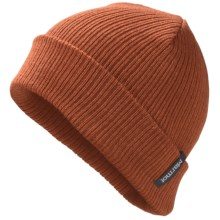 Marmot Watch Beanie Hat (For Men) in Rust - Closeouts