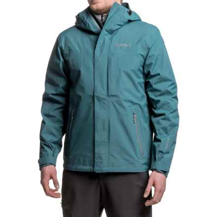 Marmot Wayfarer Gore-Tex® Jacket - Waterproof (For Men) in Denim - Closeouts