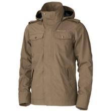 Marmot West Brook Jacket - Waterproof (For Men) in Desert Khaki - Closeouts