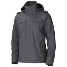 Marmot West Brook Jacket - Waterproof (For Men) in Slate Grey - Closeouts