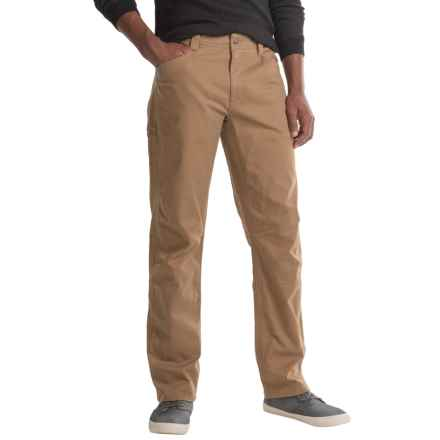 Marmot West Ridge Pants - UPF 50 (For Men) in Calvary Brown - Closeouts