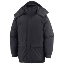 Marmot Whitehorse Down Parka - Waterproof, 650 Fill Power (For Big Men) in Black - Closeouts
