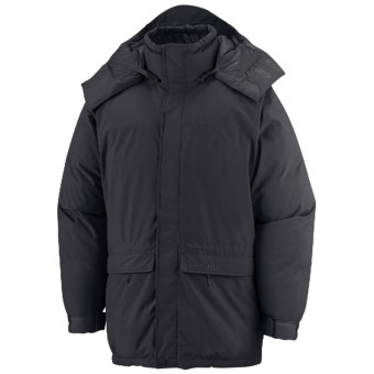 Marmot Whitehorse Down Parka - Waterproof, 650 Fill Power (For Big Men) in Black