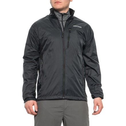 5f521d9501321 Marmot Wind DriClime® Jacket (For Men) in Black - Closeouts