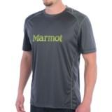 Marmot Windridge Graphic  T-Shirt - UPF 50, Short Sleeve (For Men)