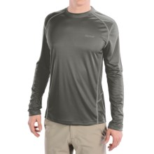 Marmot Windridge Shirt - UPF 50, Long Sleeve (For Men) in Cinder - Closeouts