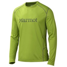 Marmot Windridge Shirt - UPF 50, Long Sleeve (For Men) in Green Lichen/Greenland - Closeouts
